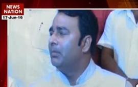 DM denies permission to Sangeet Som's 'Paidal Nirbhay Yatra' from Meerut to Kairana