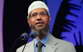 No Indian agency approached me: Zakir