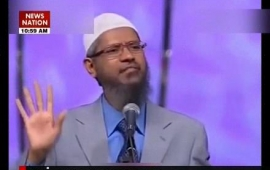 No venue available for Zakir Naik to hold press conference