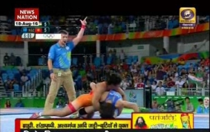 Rio Olympics 2016: Sakshi Malik wins 'historic' bronze medal for India in wrestling