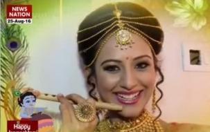 Serial Aur Cinema: Celebrate Janmashtami with your favorite TV stars