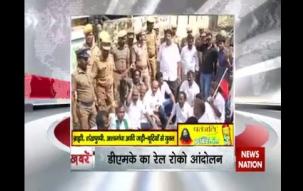 Headlines at 12 pm on Sept 16 Tamil Nadu bandh: MK Stalin, Vaiko and Kanimozhi detained
