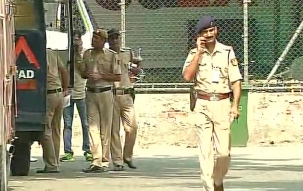 Suspected radioactive leak at Delhi cargo terminal, NDMA at spot