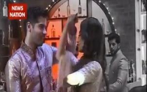 Serial Aur Cinema: Rocky becomes jealous after Shivangi dances with Rudra