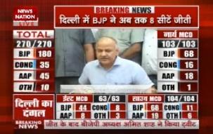 BJP leader has written books on EVM tempering, says Manish Sisodia
