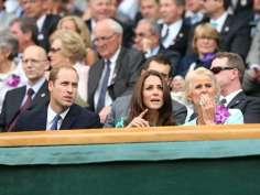 Celebs in attendance at Wimbledon final