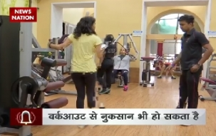 Carelessness during physical exercise may lead you towards death