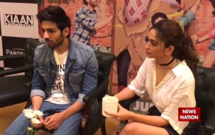 Exclusive interview: What Kartik Aaryan, Kriti Kharbanda have to say about 'Guest in London'?