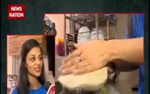 Serial Aur Cinema: Kajol from 'Sasural Simar Ka' displays her cooking skills