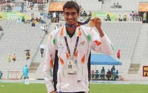 World Para Athletics Championships 2017:  Know all about India's high jumper Sharad Kumar