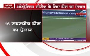 India vs Australia ODI: Umesh Yadav, Mohammed Shami back in 16-men squad
