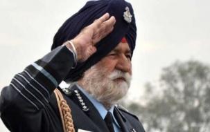 State funeral of IAF Marshal Arjan Singh