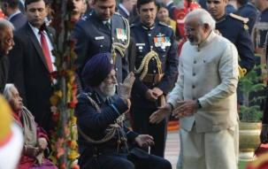 India bids adieu to Arjan Singh with full honours