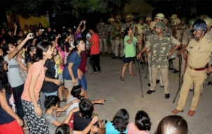 BHU Events unfolded:   Violence against women in India