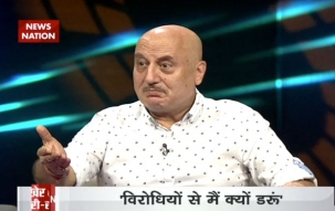 Exclusive: Watch 'Ranchi Diaries' actor Anupam Kher interview with News Nation