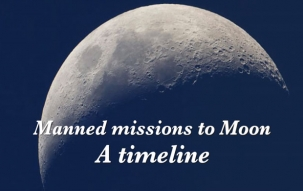 Humans to land on Moon again: Check out the six manned missions to Moon