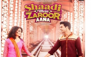 'Shaadi Mein Zaroor Aana' stars share a light moment with News Nation