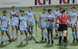 Indian Hockey team shamed in Australia
