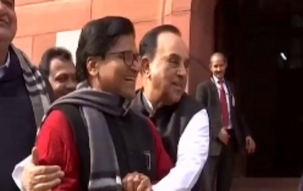 Zero Hour: When politicians of two different parties share a light moment