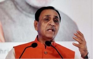 Gujarat Elections 2017: CM Vijay Rupani wins from Rajkot West