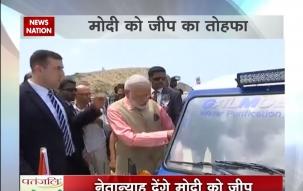 Zero Hour: Netanyahu to gift water desalinisation jeep to Modi