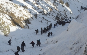Kupwara avalanche: Death toll rises to 11, three rescued