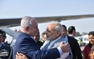 Israeli PM Benjamin Netanyahu to sign key agreements on day two of India visit