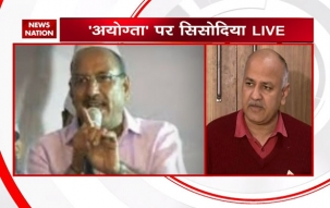 Manish Sisodia says BJP is creating conspiracy to kick AAP out of politics