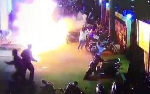 Suspected Molotov cocktail attack outside theatre screening Padmaavat in Belgaum