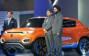 Auto Expo 2018: Maruti Suzuki Concept Future S Showcased