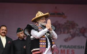 China protests PM Narendra Modi's visit to Arunachal Pradesh