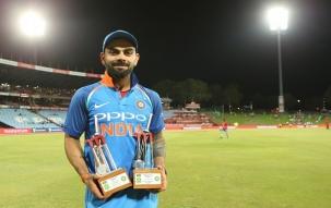 Stadium: India's run-machine Virat Kohli continues his top form
