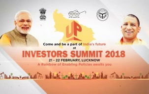 PM Modi to inaugurate `UP INVESTORS SUMMIT' on Feb 21