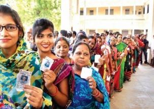 Uttar Pradesh by-polls: 6.80% voter turnout recorded in Gorakhpur till 9AM