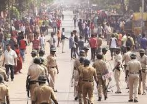 Bhima-Koregaon Violence Case: Thousands gather demanding arrest of Sambhaji Bhide
