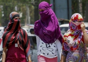 Delhi records hottest day of season at 38.8 degrees Celsius