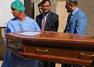 Mortal remains of 38 out of 39 Indians killed in Iraq by IS brought back