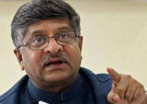 Ravi Shankar Prasad slams Rahul Gandhi for creating outrage in SC/ST Act