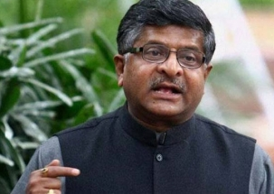 Ravi Shankar Prasad hits out at Rahul Gandhi for not appealing peace