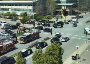 YouTube shooting: Woman wounds three at headquarters in California
