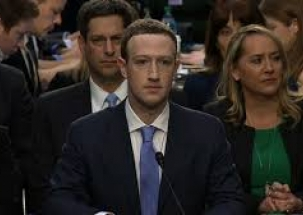 Facebook CEO Mark Zuckerberg testifies before US Congress