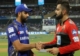 IPL 2018: RCB pacers deliver in crunch situation to eke out 14-run win over MI