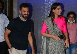 Watch | Sonam Kapoor set to get married today; shakes a leg with beau Anand Ahuja on occasion of Sangeet