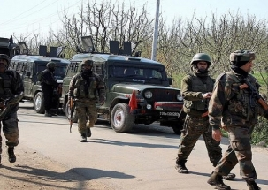 Kashmir: 5 terrorists killed by Indian Army in an encounter in Tangdhar