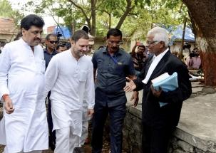 Nation Reporter | RSS Defamation case: Charges framed against Congress president Rahul Gandhi