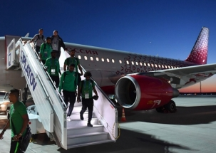 Saudi Arabia's football team plane catches fire in mid-air, makes emergency landing