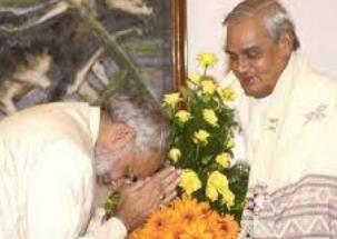 PM Narendra Modi visits AIIMS Hospital to enquire Atal Bihari Vajpayee's health condition