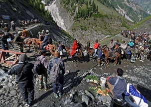 LeT threat to Amarnath Yatra? Security forces on high alert!