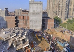 Greater Noida building collapse: Death toll rises to 9, rescue operation continues