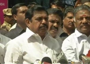 Nation Reporter: Karunanidhi stable and recovering well, confirms TN CM Palaniswami